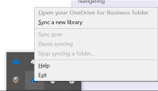 How to upgrade OneDrive sync client to support SharePoint team sites